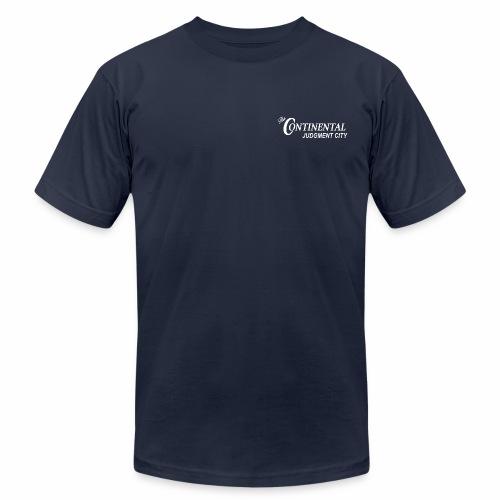 The Continental - Men's Fine Jersey T-Shirt