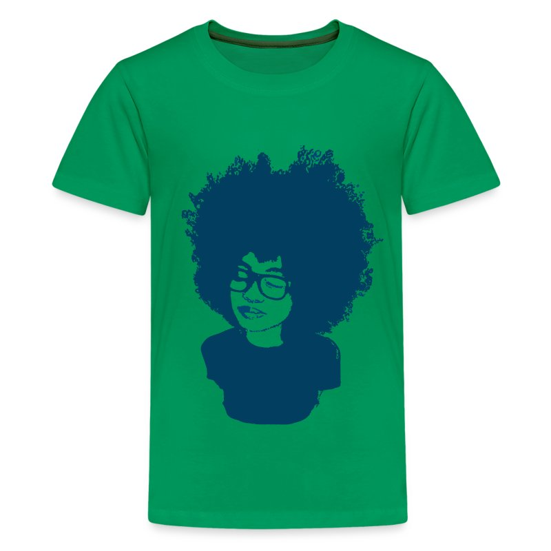 Rock Tha' Fro- Kids Tshirt - Kids' Premium T-Shirt