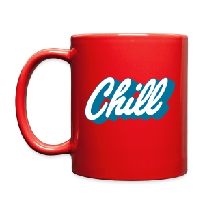 Chill (editable colors) - Full Color Mug