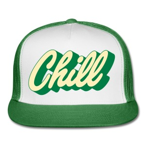 Chill (editable colors) - Trucker Cap