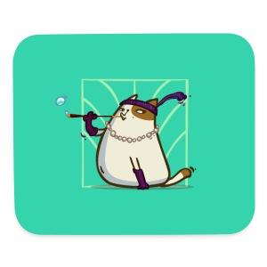 Catsby — Friday Cat №33 - Mouse pad Horizontal