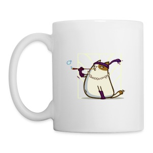 Catsby — Friday Cat №33 - Coffee/Tea Mug