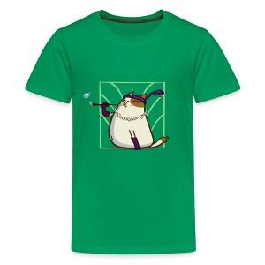Catsby — Friday Cat №33 - Kids' Premium T-Shirt