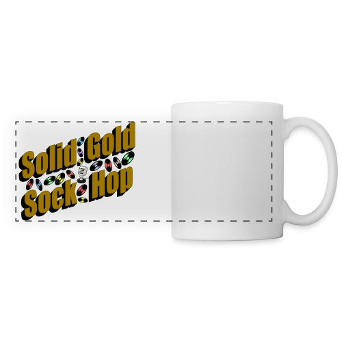 Ceramic coffee mug - Panoramic Mug
