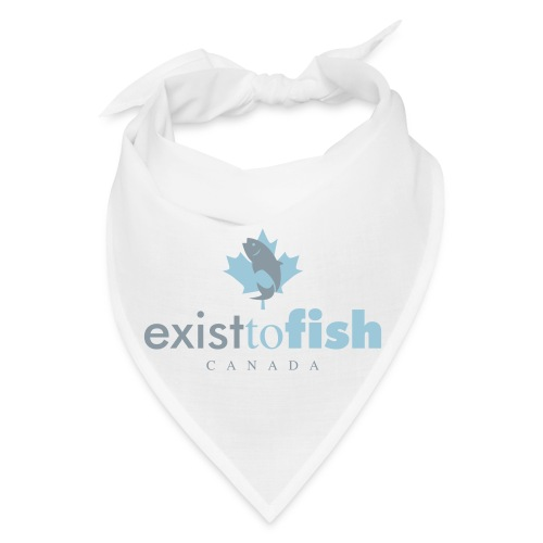 Exist To Fish Bandana - Bandana
