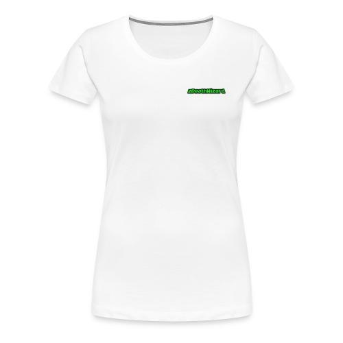 zDeathWizard T-Shirt  - Women's Premium T-Shirt