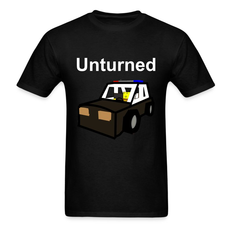 unturned how to make a shirt
