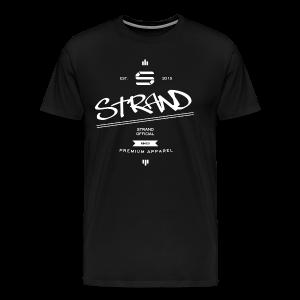 Strand Premium 'BLING' shirt - Men's Premium T-Shirt