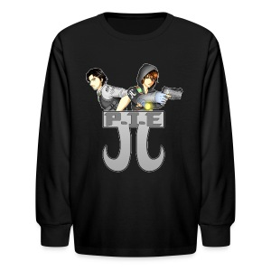 P.I.E - Kids' Long Sleeve T-Shirt