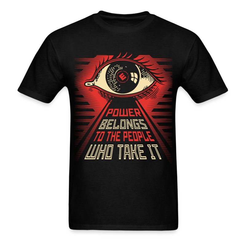 Eye T Shirt Design