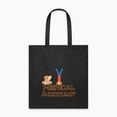 BandAid Medical Assistant Tote Bag