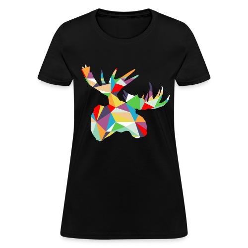 Moose - Women's T-Shirt