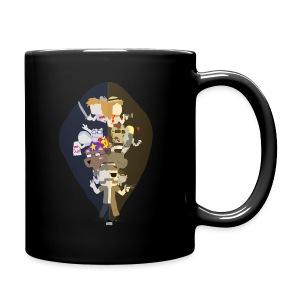 Two Worlds - Mug - Full Color Mug