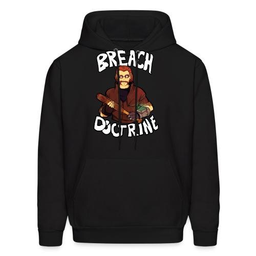 Breach Doctrine - Hoodie - Men's Hoodie