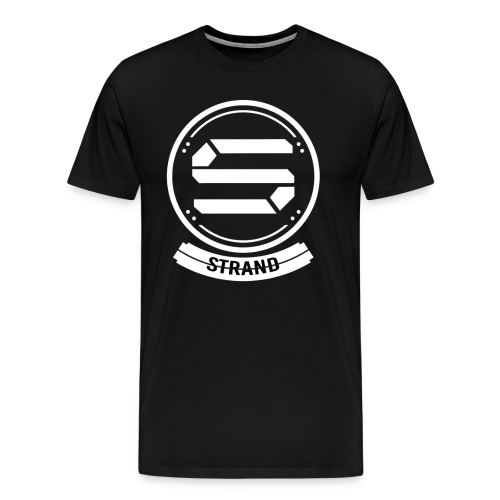 Strand Premium 'BADGE' Tshirt  - Men's Premium T-Shirt