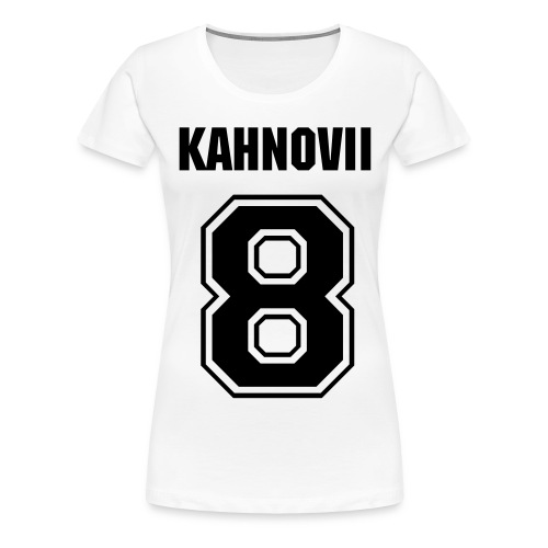 Kahnovii Brayden T-Shirt (Female) - Women's Premium T-Shirt