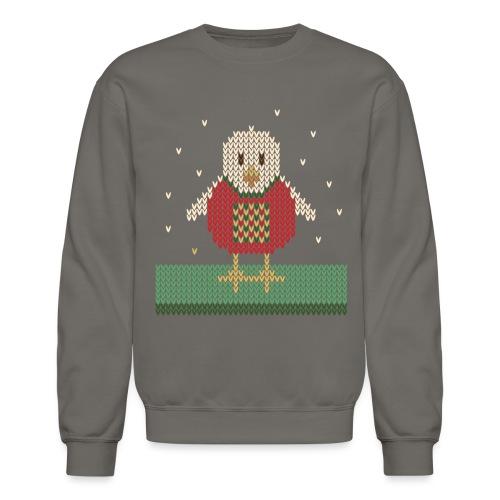 Chicken stitch - Crewneck Sweatshirt