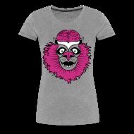 T-Shirts ~ Women's Premium T-Shirt ~ Jaguaro (Women's Shirt) Flocked