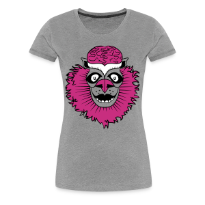 Jaguaro (Women's Shirt) Flocked - Women's Premium T-Shirt