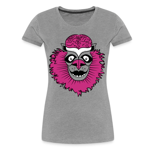 Jaguaro (Women's Shirt) Flocked - Women's Premium T-Shirt