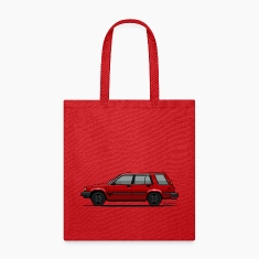 Jesse Pinkman's Crappy Red Toyota Tercel SR5 4WD  Bags & backpacks