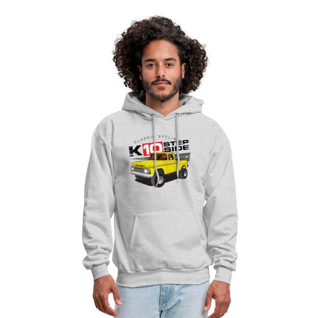 K10 Stepside 4x4 PREMIUM ART Hooded Sweatshirt