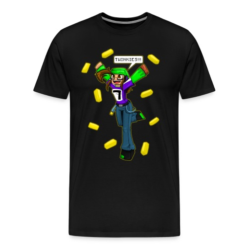 TomBoy Twinkies - Men's Premium T-Shirt