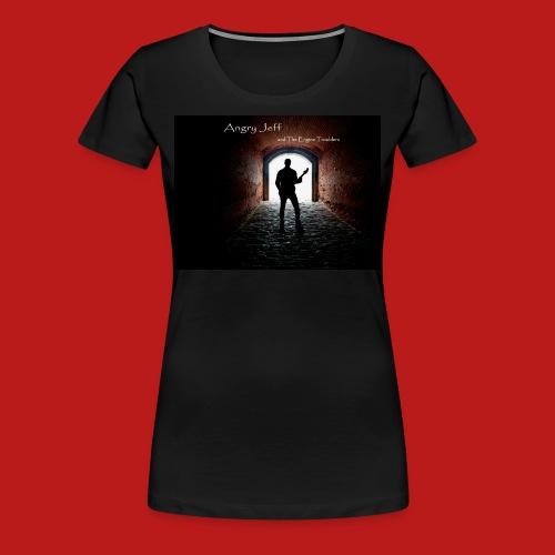 Angry Jeff - Women's t-shirt - Women's Premium T-Shirt