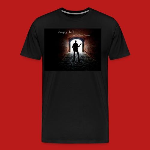 Angry Jeff - Men's t-shirt - Men's Premium T-Shirt