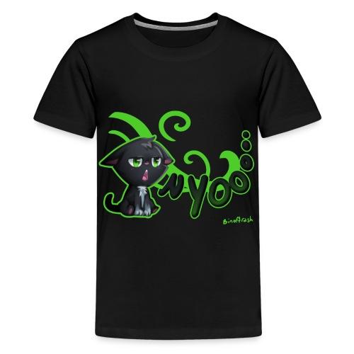 Nyoo - Kid's Tshirt - Kids' Premium T-Shirt