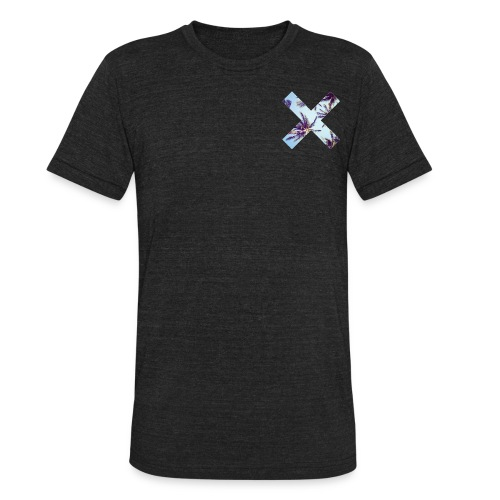 t-shirt palmtria - Unisex Tri-Blend T-Shirt