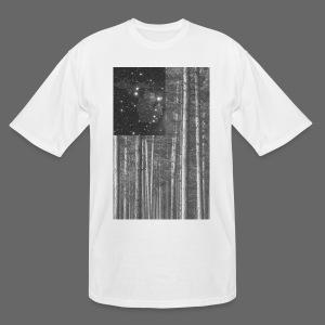 Men's Tall Detroit Shirt - Men's Tall T-Shirt