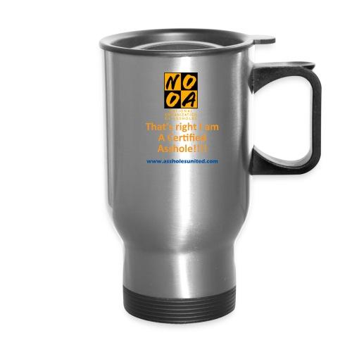 That's right travel mug - Travel Mug