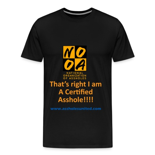 That's Right - Men's Premium T-Shirt