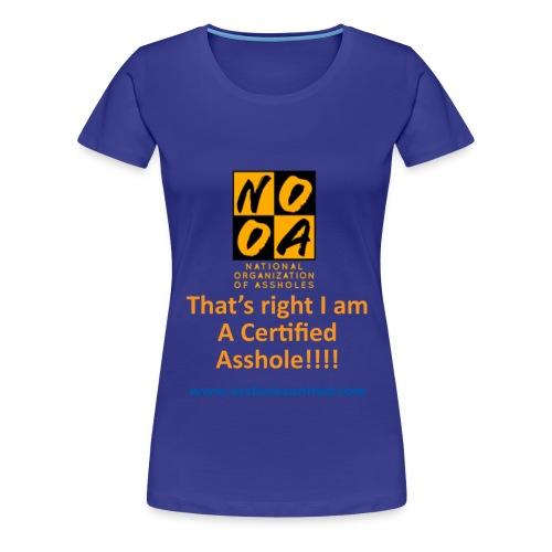 That's Right womens Tshirt - Women's Premium T-Shirt