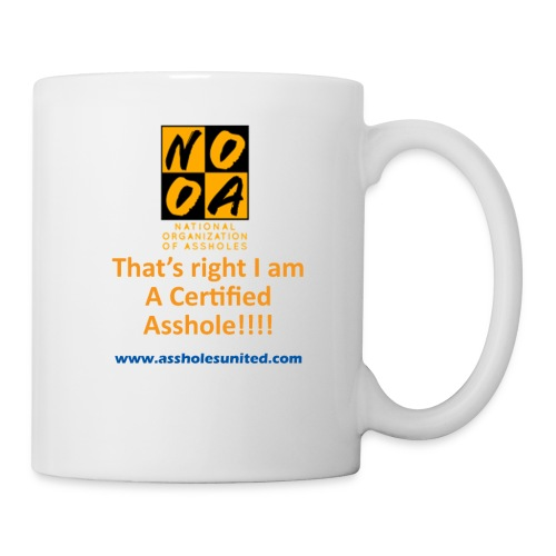 That's Right Mug - Coffee/Tea Mug