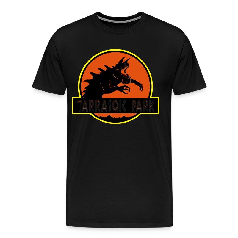 Tarrasqic Park Men's Premium T-shirt - Men's Premium T-Shirt