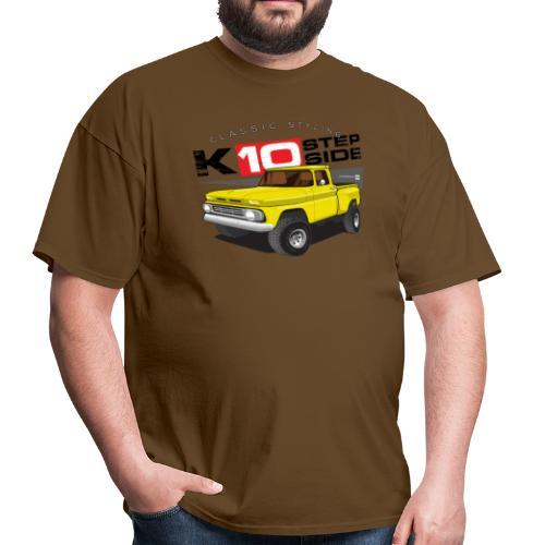 K10 Stepside 4x4 PREMIUM ART T-shirt - Men's T-Shirt