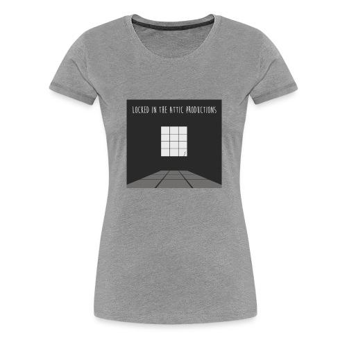 Locked In The Attic Productions Women's T-Shirt - Women's Premium T-Shirt