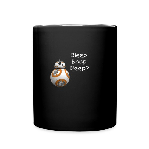 BB8 Drone Mug - Full Color Mug