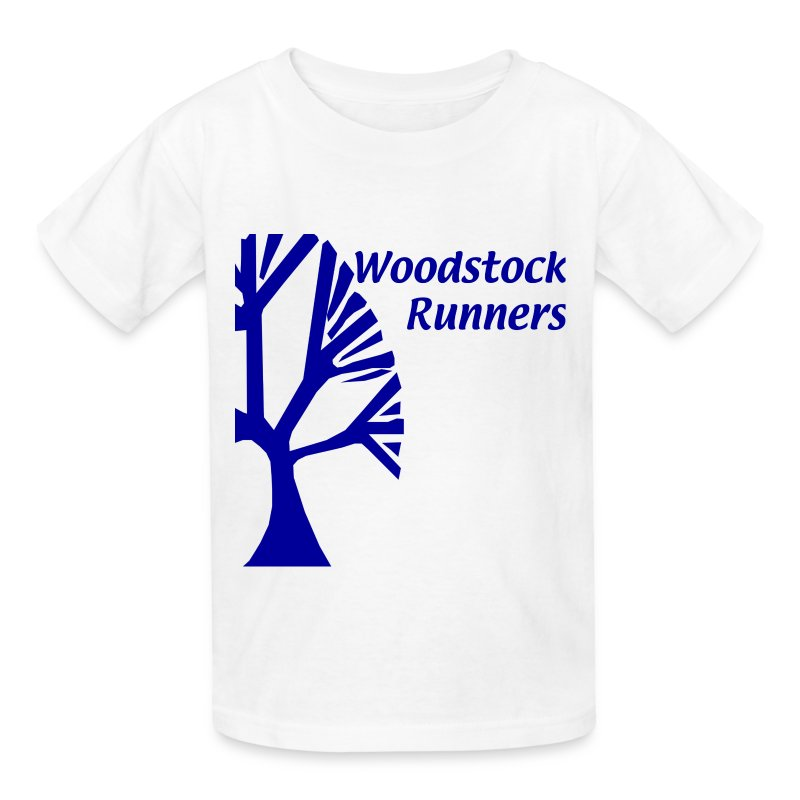 adult_wood - Kids' T-Shirt