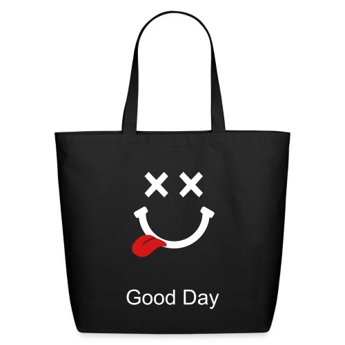 Good Day Logo Bag - Eco-Friendly Cotton Tote