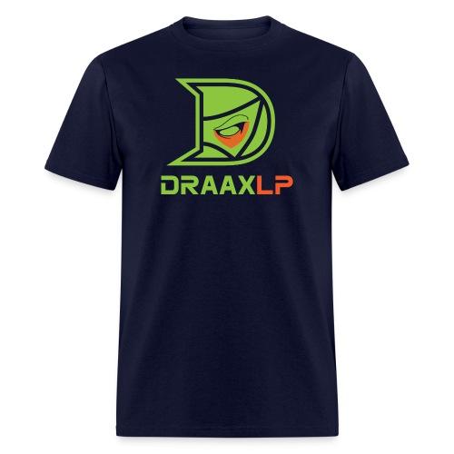 Men's T-Shirt Green/Orange Logo - Men's T-Shirt