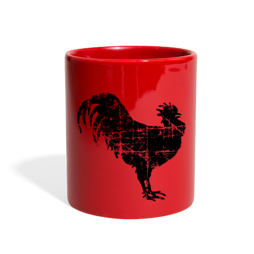 Rooster Mug - Full Color Mug