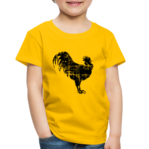 Rooster Toddler T-Shirt - Toddler Premium T-Shirt