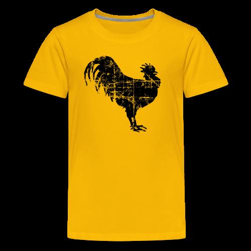 Rooster Kid's T-Shirt - Kids' Premium T-Shirt