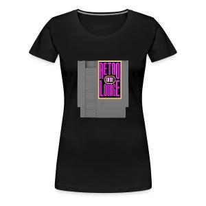 Ladies RGL Cart Logo T-Shirt - Women's Premium T-Shirt