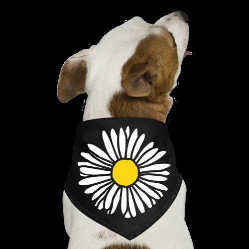 Daisy (bicolor) Dog Bandana - Dog Bandana