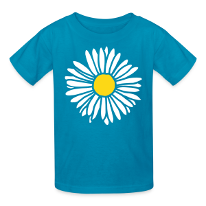 Daisy (bicolor) Kid's T-Shirt - Kids' T-Shirt