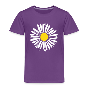Daisy (bicolor) Toddler T-Shirt - Toddler Premium T-Shirt